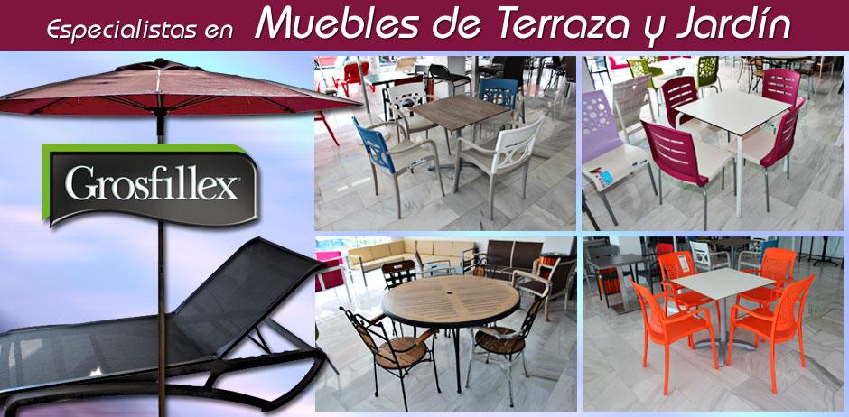 Montesinos Málaga. Mobilliario Exterior Hostelería, Playa, Terraza y ...